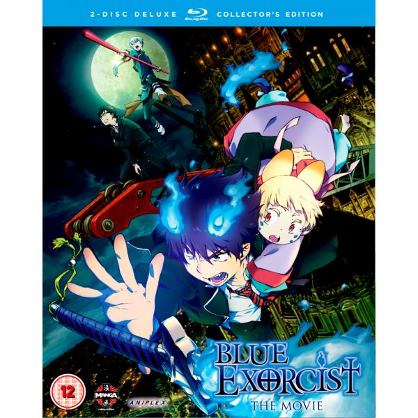 Blue Exorcist - The Movie Blu-Ray