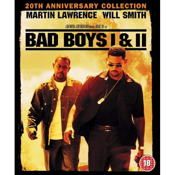 Bad Boys / Bad Boys II Blu-Ray