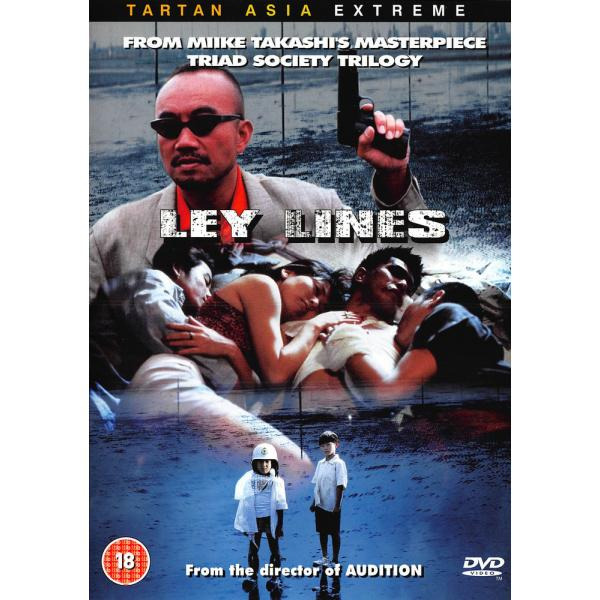Ley Lines DVD