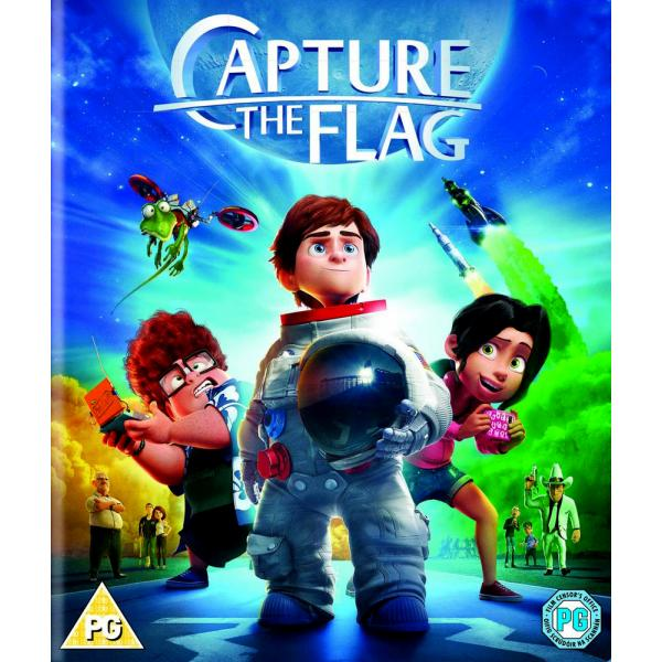 Capture The Flag Blu-Ray