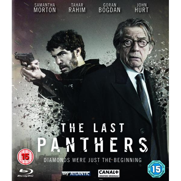 The Last Panthers - Complete Mini Series Blu-Ray