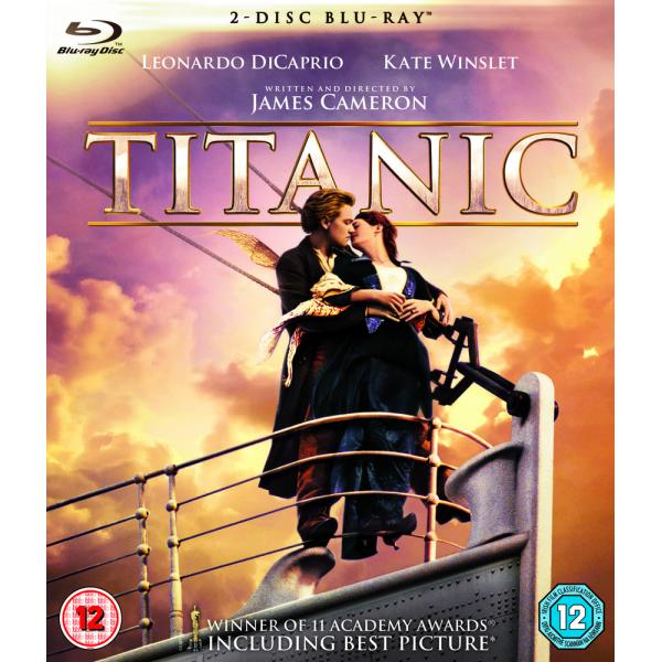 Titanic - Collectors Edition Blu-Ray