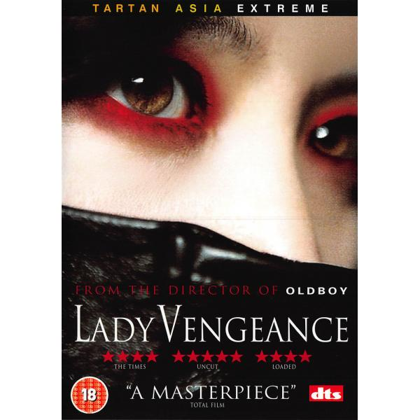 Lady Vengeance DVD