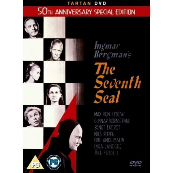 The Seventh Seal DVD