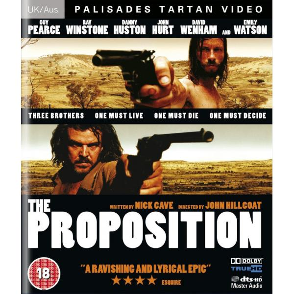 The Proposition Blu-Ray