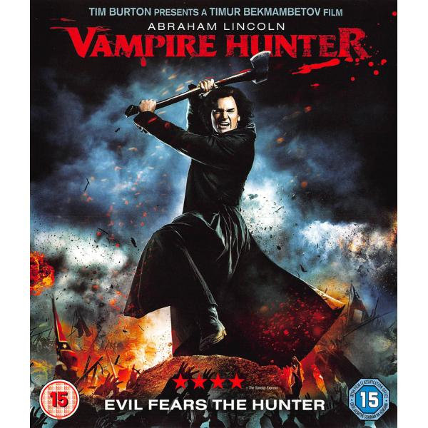 Abraham Lincoln - Vampire Hunter Blu-Ray