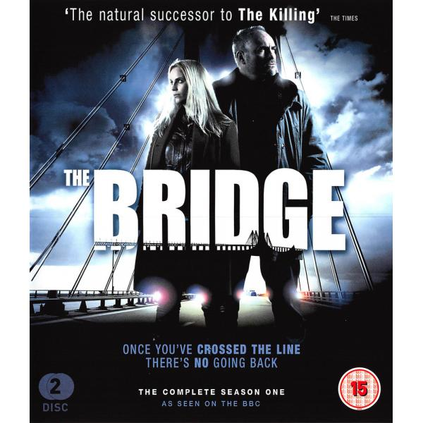 The Bridge Season 1 Blu-Ray