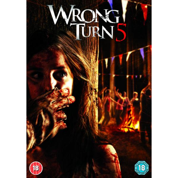 Wrong Turn 5 - Bloodlines DVD