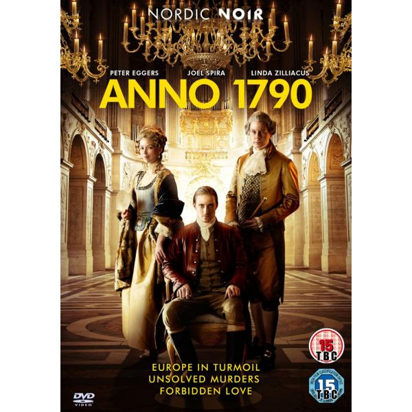 Anno 1790 Complete Mini Series DVD