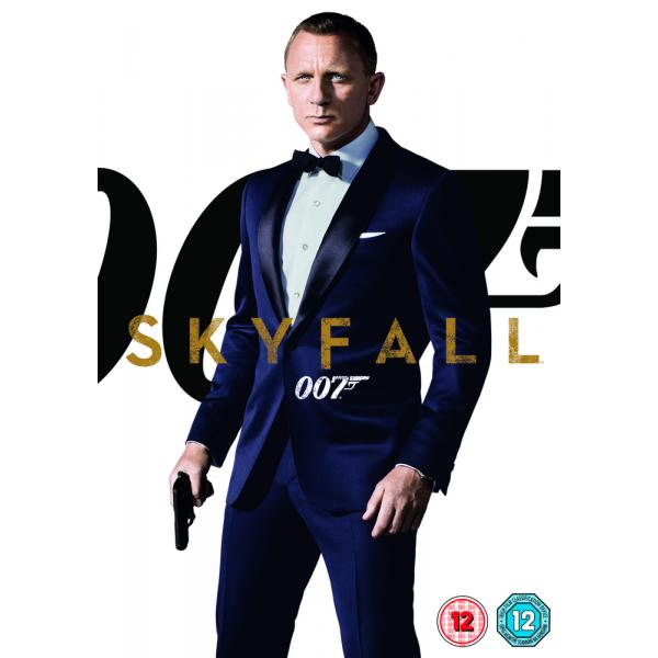 007 Bond - Skyfall DVD