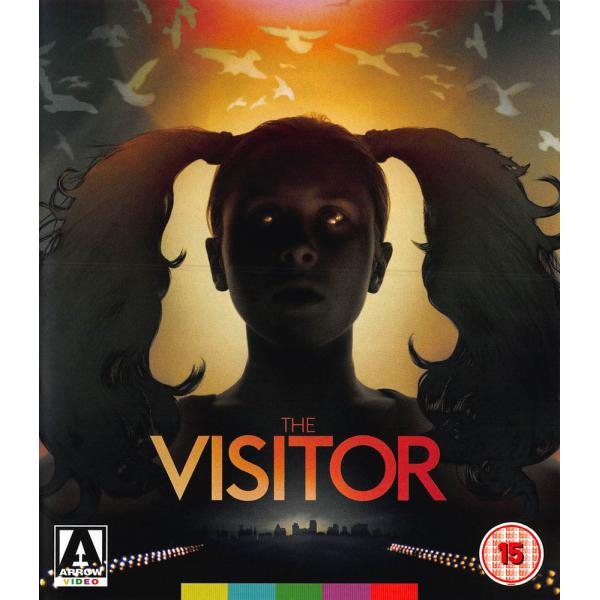 The Visitor Blu-Ray