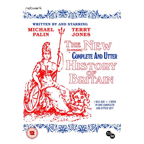 The New Incomplete And Utter History Of Britain Blu-Ray