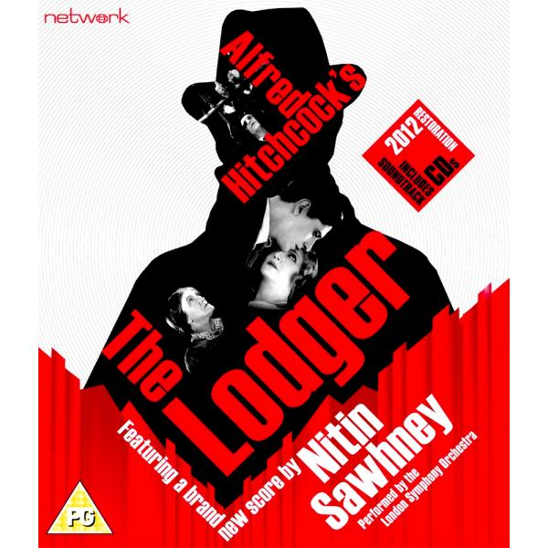 The Lodger Blu-Ray