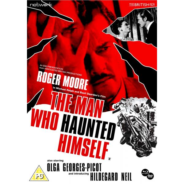 The Man Who Haunted Himself DVD + Blu-Ray