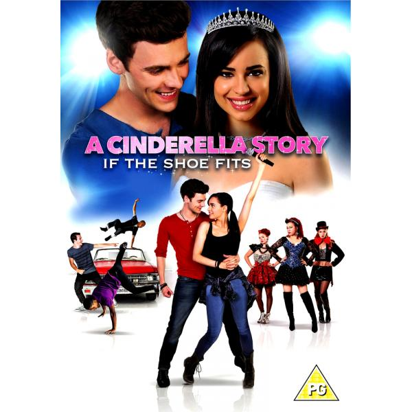 A Cinderella Story - If The Shoe Fits DVD