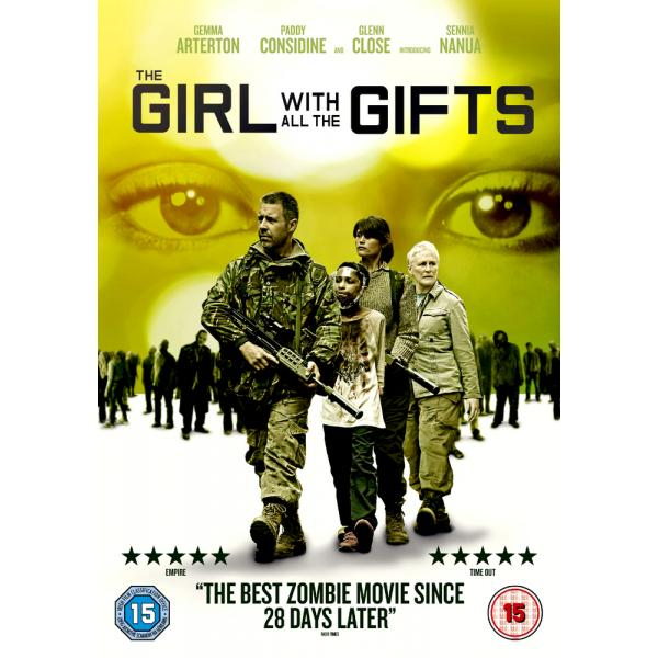 The Girl With All The Gifts DVD