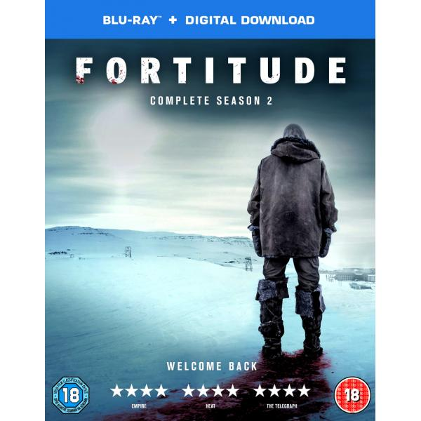 Fortitude Season 2 Blu-Ray