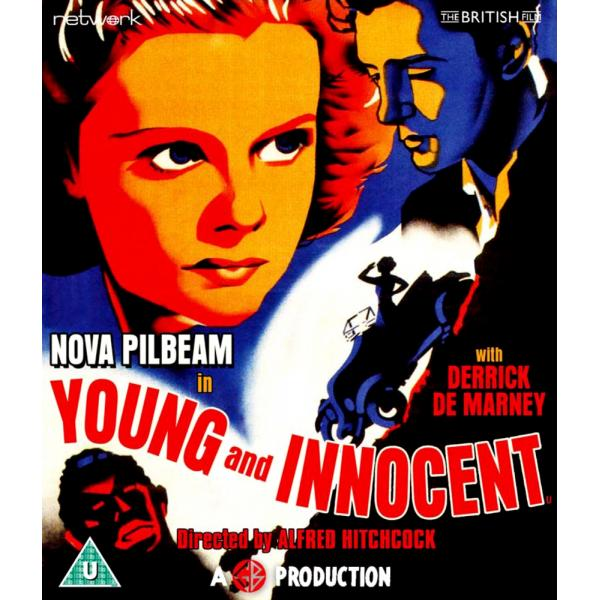 Young And Innocent Blu-Ray
