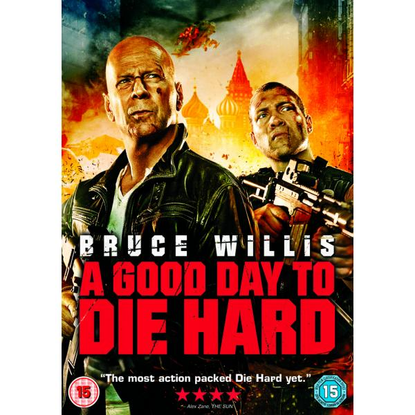 Die Hard 5 - A Good Day To Die Hard DVD