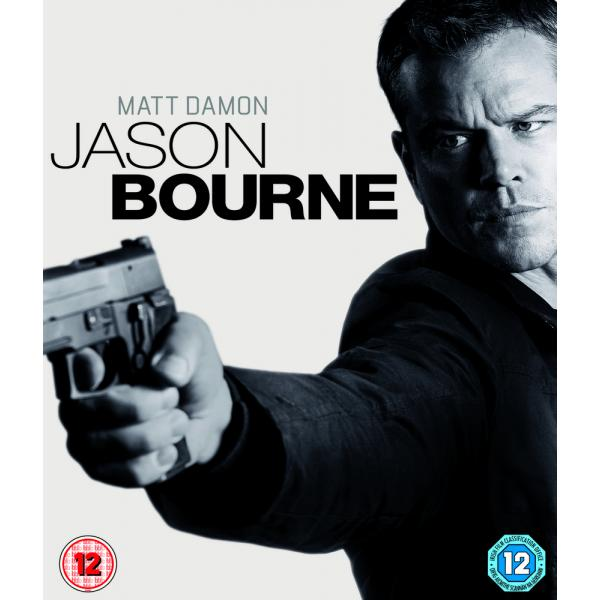 Bourne - Jason Bourne Blu-Ray