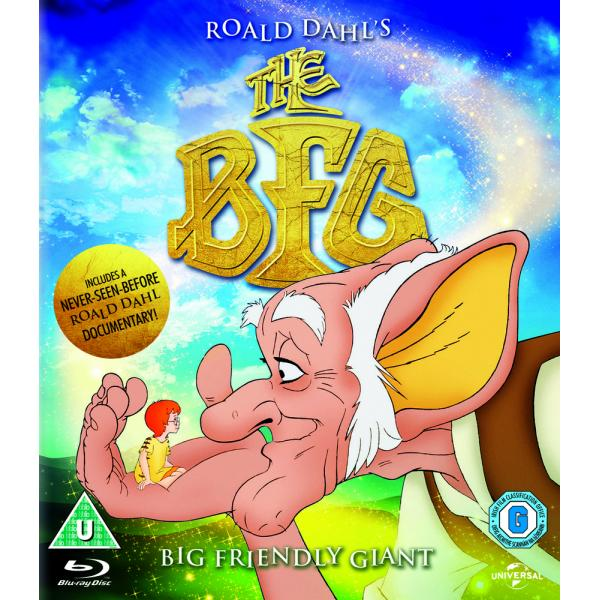 The BFG - Big Friendly Giant Blu-Ray