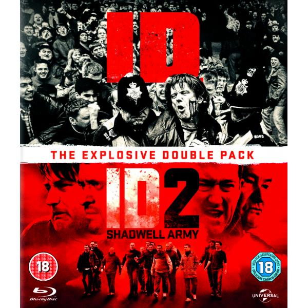 ID / ID2 - Shadwell Army Blu-Ray