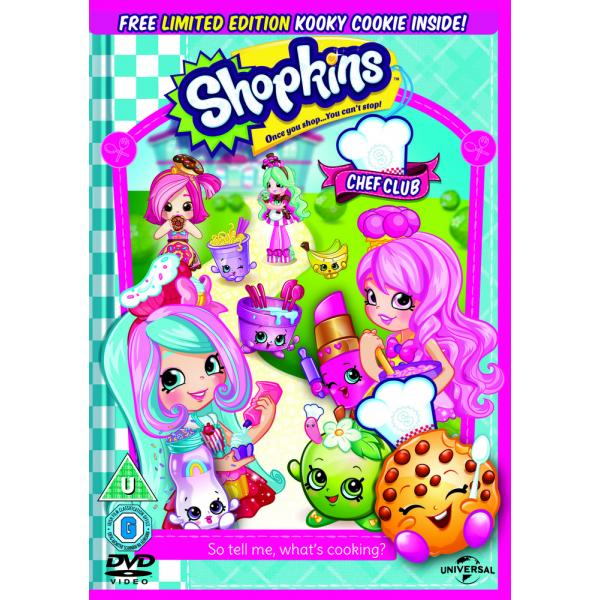 Shopkins - The Movie DVD