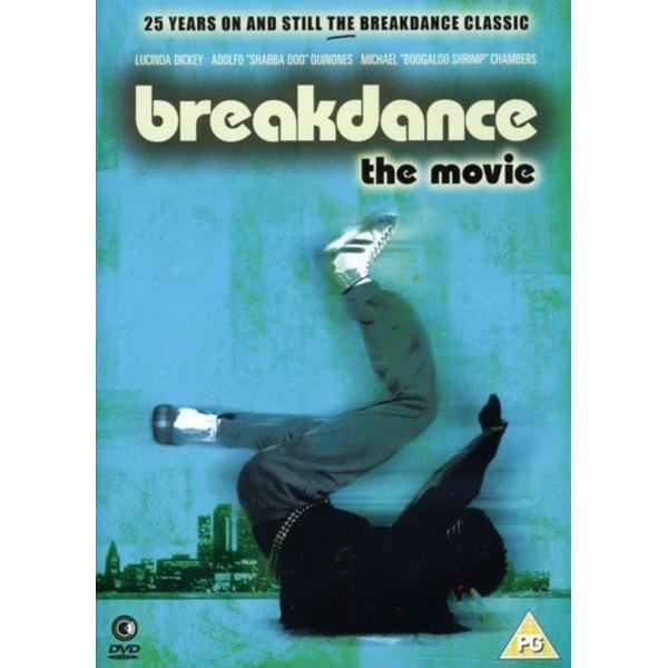 Breakdance - The Movie DVD