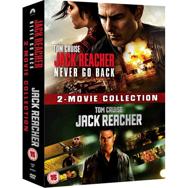 Jack Reacher / Jack Reacher Never Go Back DVD