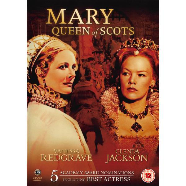 Mary - Queen Of Scots DVD