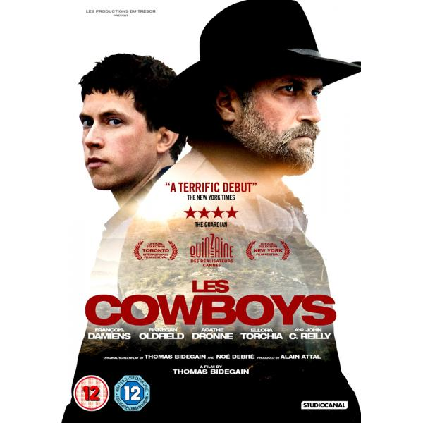 Les Cowboys DVD