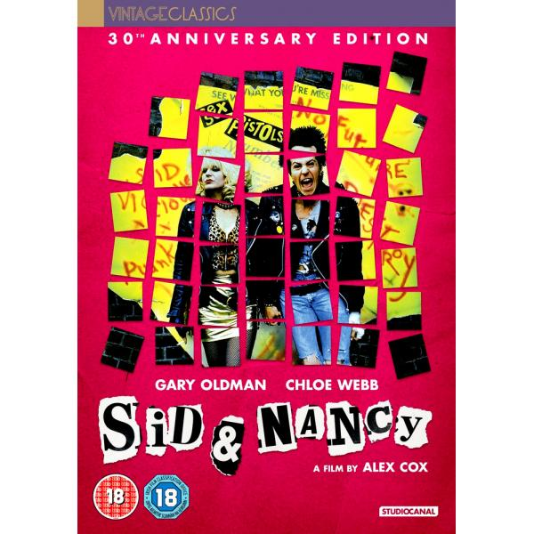Sid And Nancy - Anniversary Edition DVD