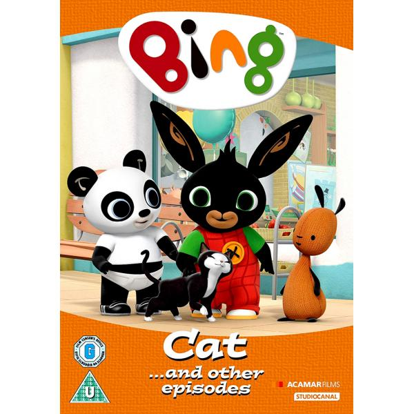 Bing Cat And Other Episodes DVD