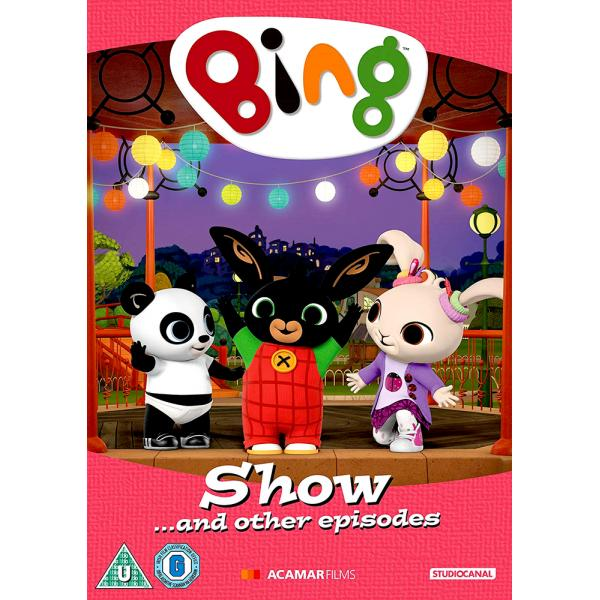 Bing - Show And Other Episodes DVD