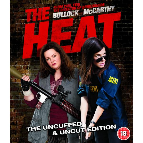 The Heat - The Uncuffed & Uncut Edition Blu-Ray