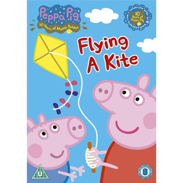 Peppa Pig - Flying A Kite And Other Stories DVD