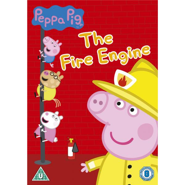 Peppa Pig - The Fire Engine And Other Stories DVD