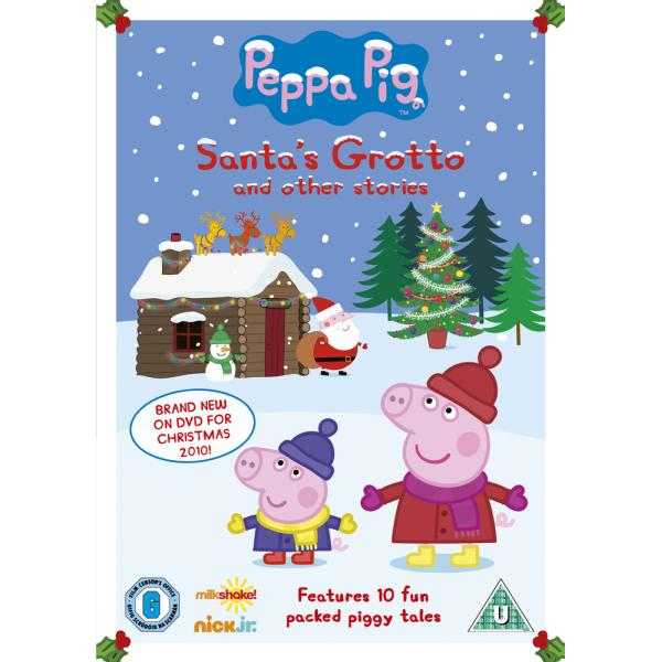 Peppa Pig - Santas Grotto And Other Stories DVD