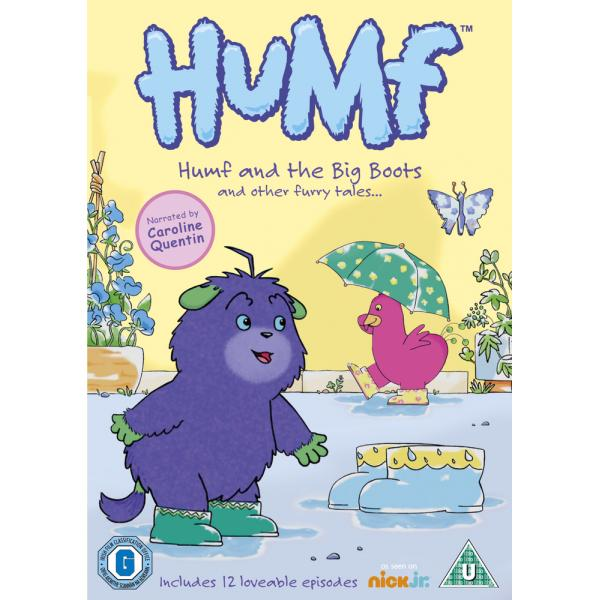 Humf - Humf And The Big Boots DVD
