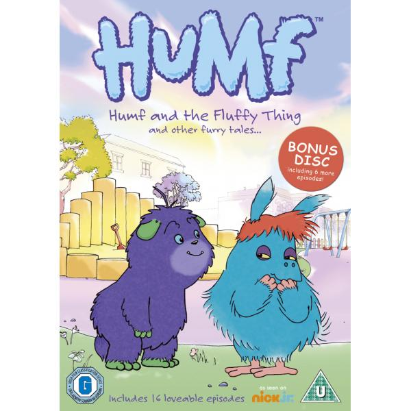 Humf - Humf And The Fluffy Thing And Other Furry Tales DVD