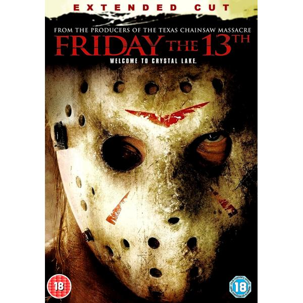 Friday The 13th - Extended Cut DVD