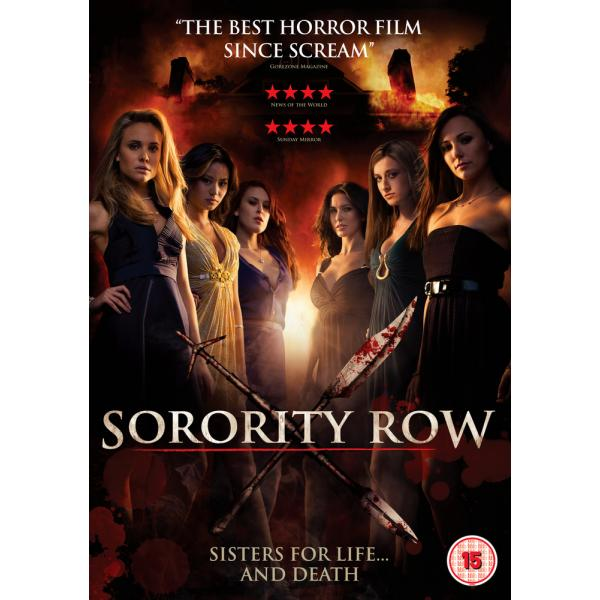 Sorority Row DVD