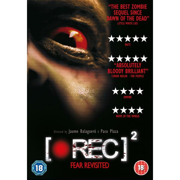 Rec 2 - Fear Revisited DVD