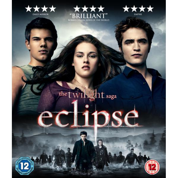 The Twilight Saga - Eclipse Blu-Ray