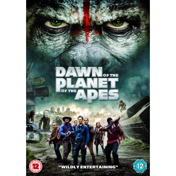 Planet Of The Apes - Dawn Of The Planet Of The Apes DVD