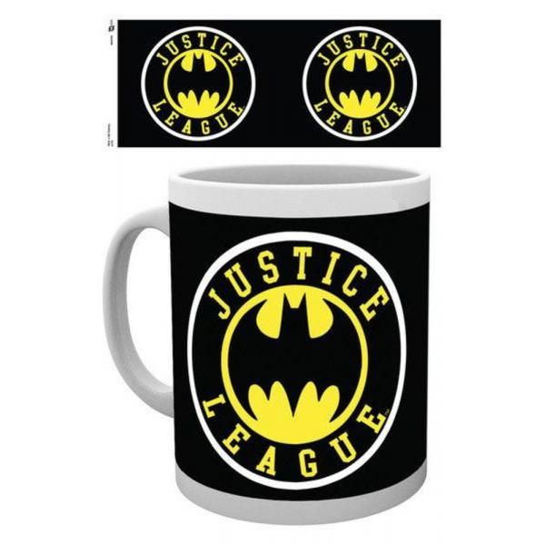 DC Comics - Batman Justice League Mug