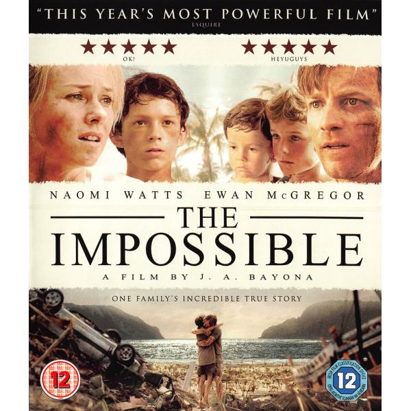 The Impossible Blu-Ray