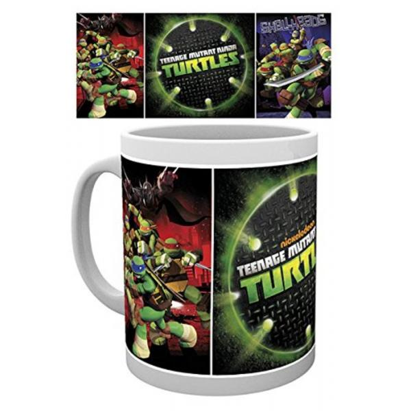 TMNT Teenage Mutant Ninja Turtles - Man-Hole Mug