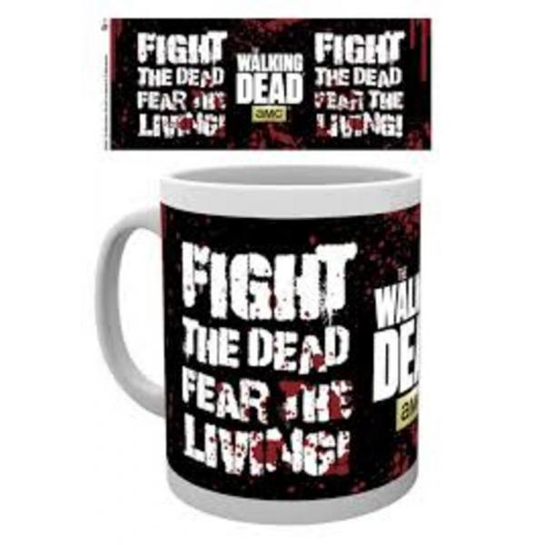 The Walking Dead - Fight The Dead Mug