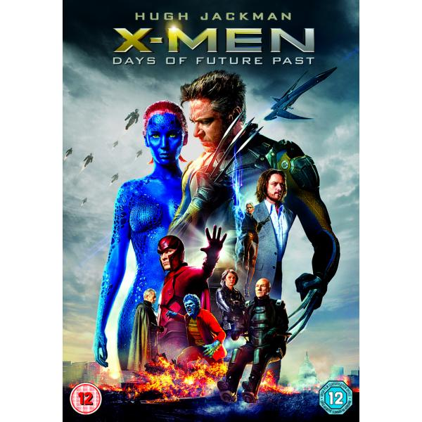 X-Men - Days Of Future Past DVD